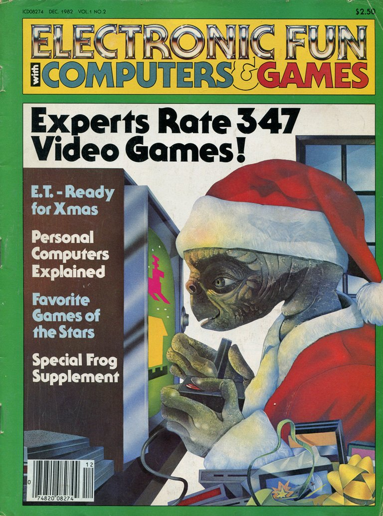 Electronic Fun Issue 002 December 1982