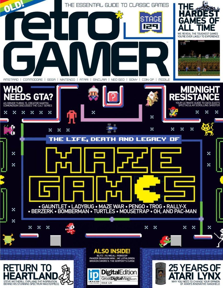 Retro Gamer Issue 129 (June 2014)