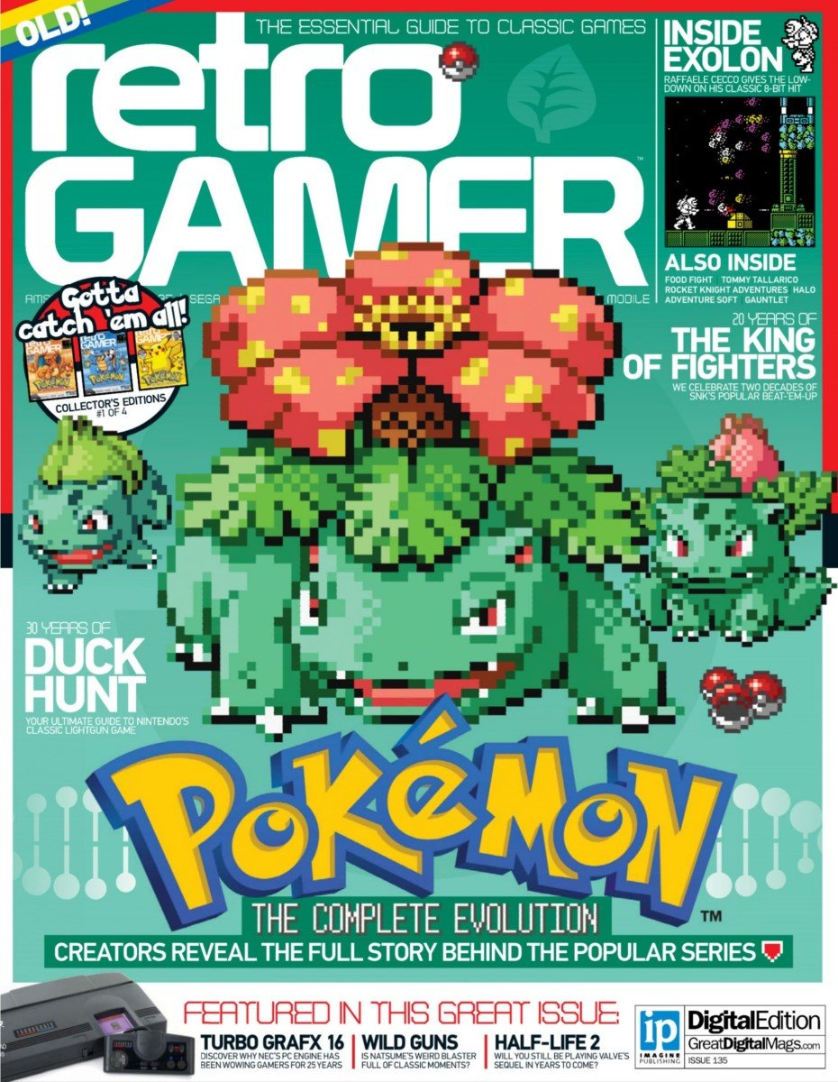 Retro Gamer Issue 135 (December 2014)