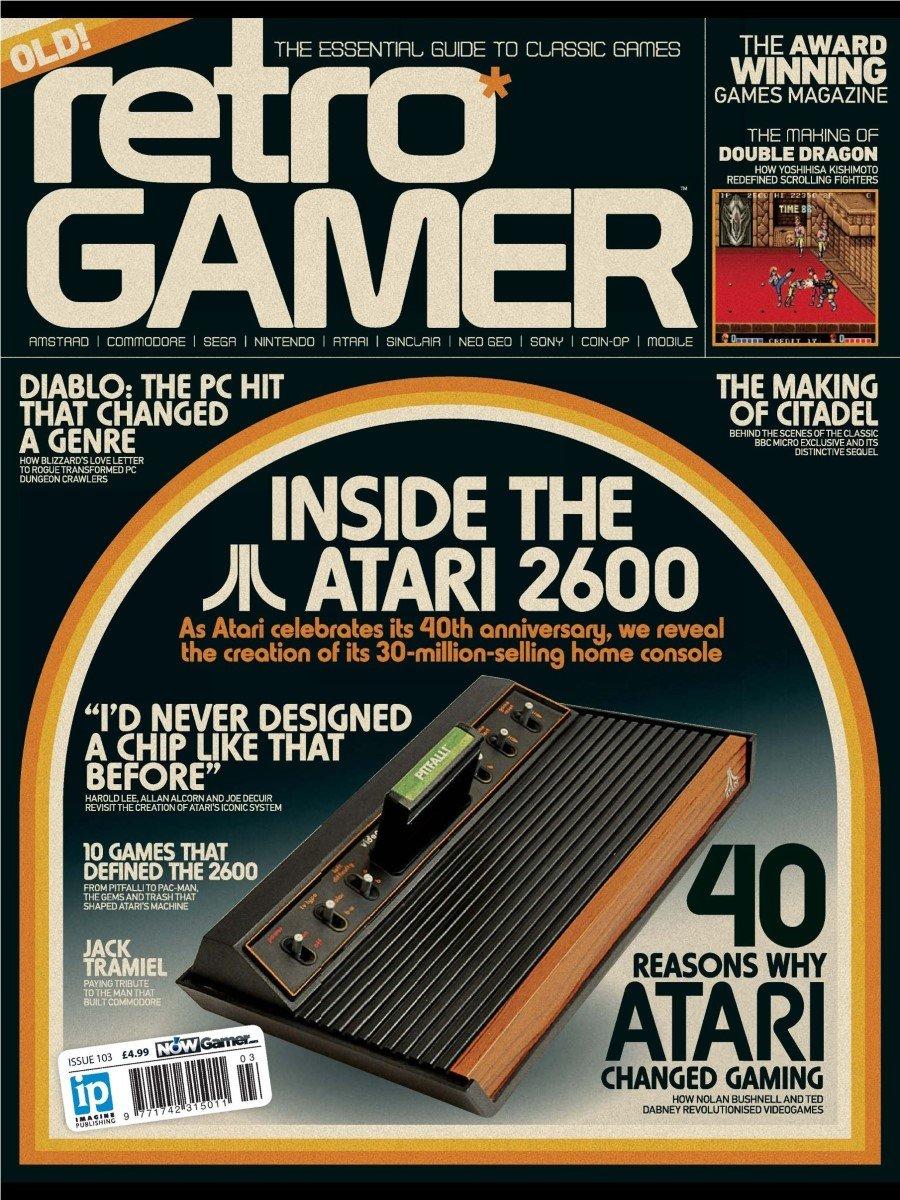 Retro Gamer Issue 103 (June 2012)