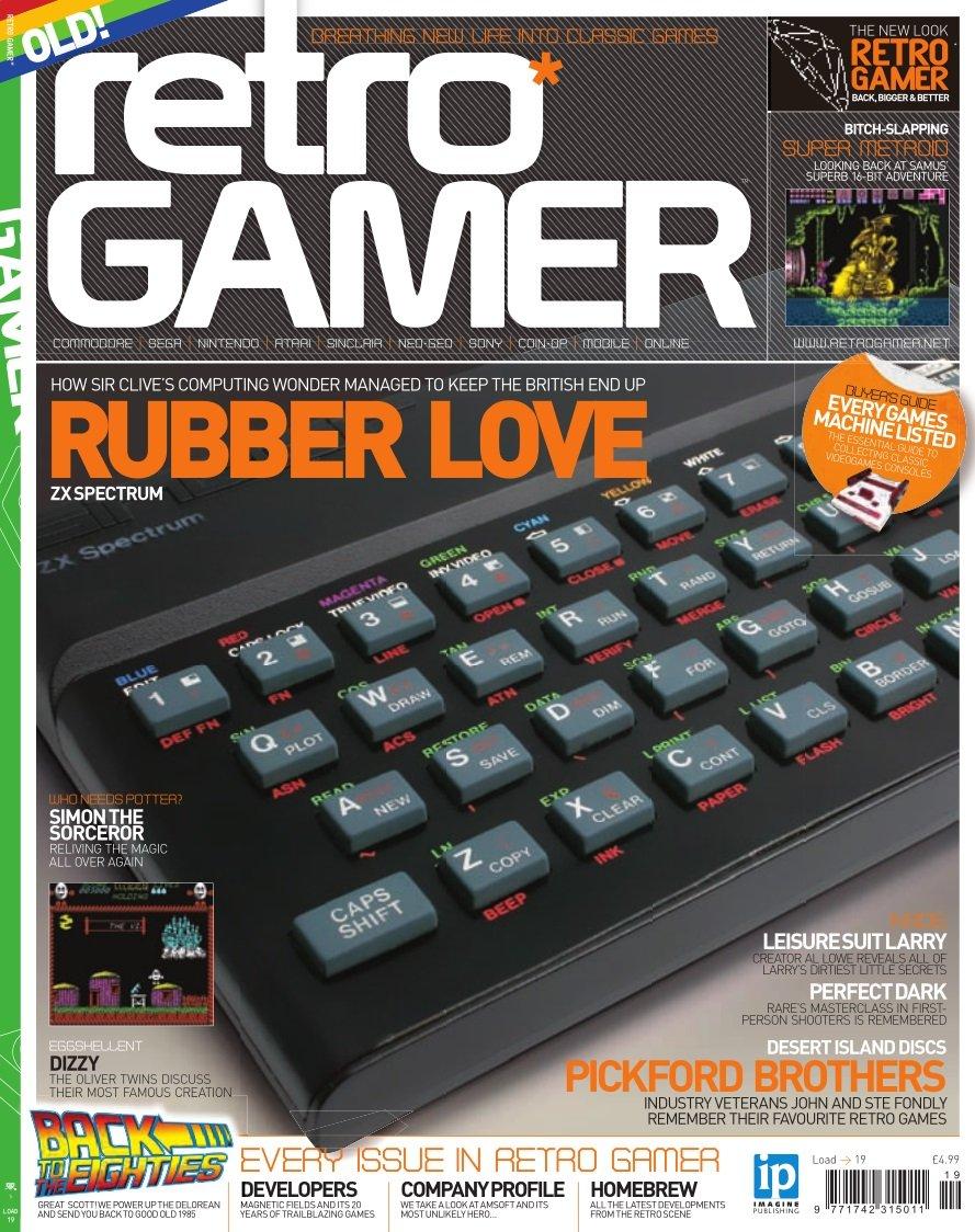 Retro Gamer Issue 19 - Retro Gamer - Retromags Community