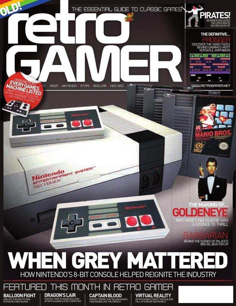 Retro Gamer Issue 038 (June 2007)