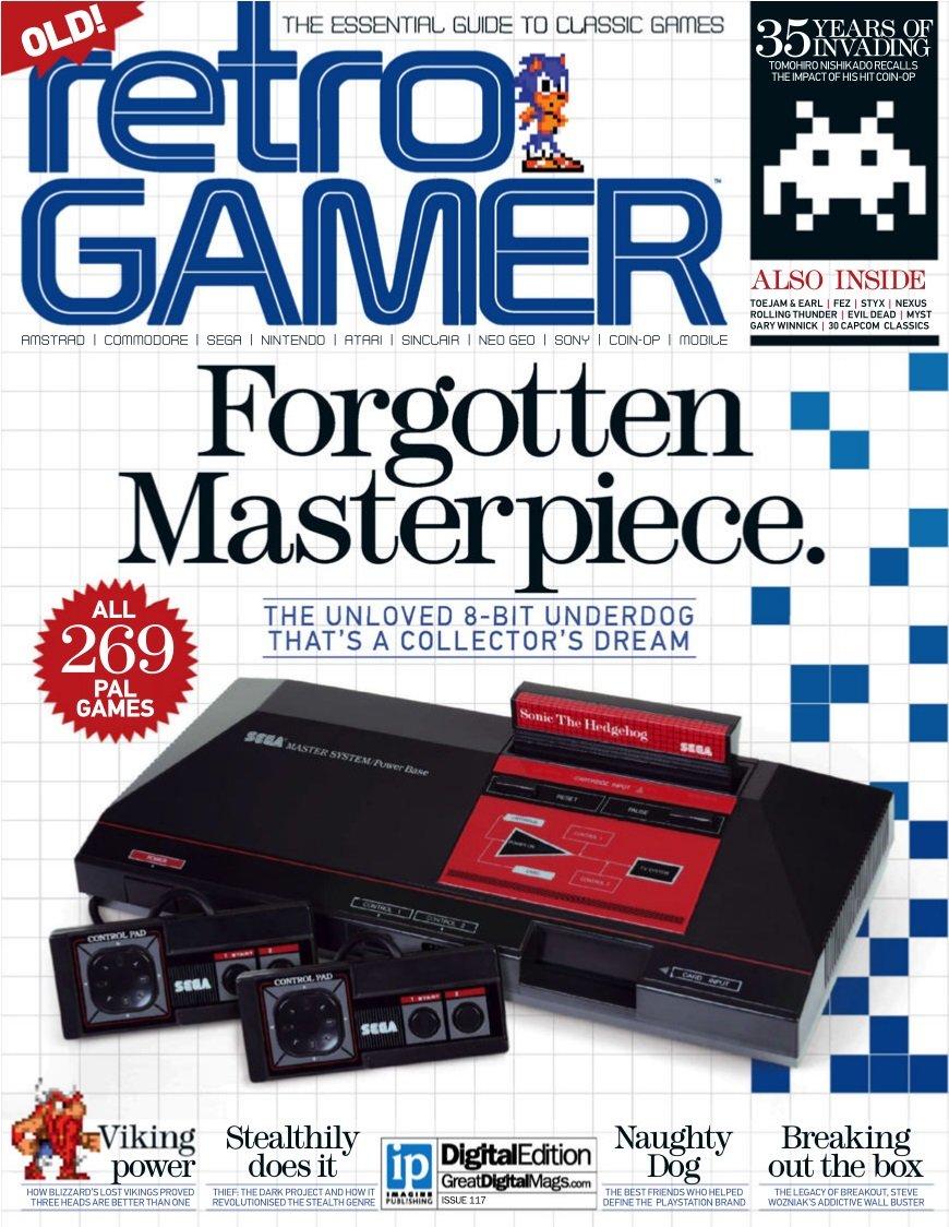 Retro Gamer Issue 117 (July 2013)