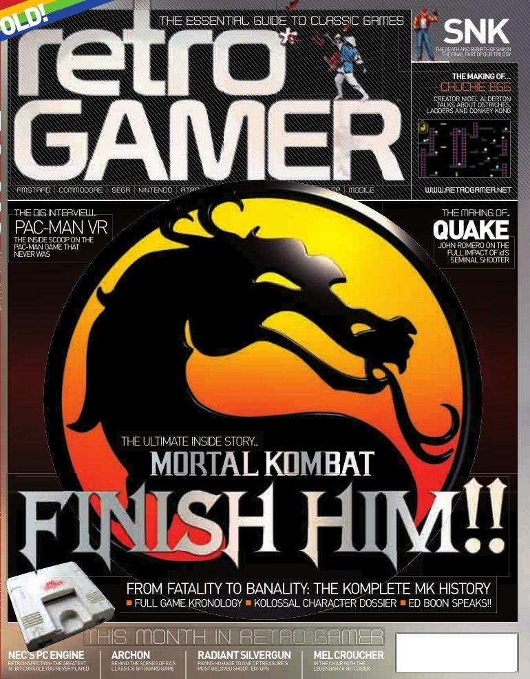 Retro Gamer Issue 040 (August 2007)