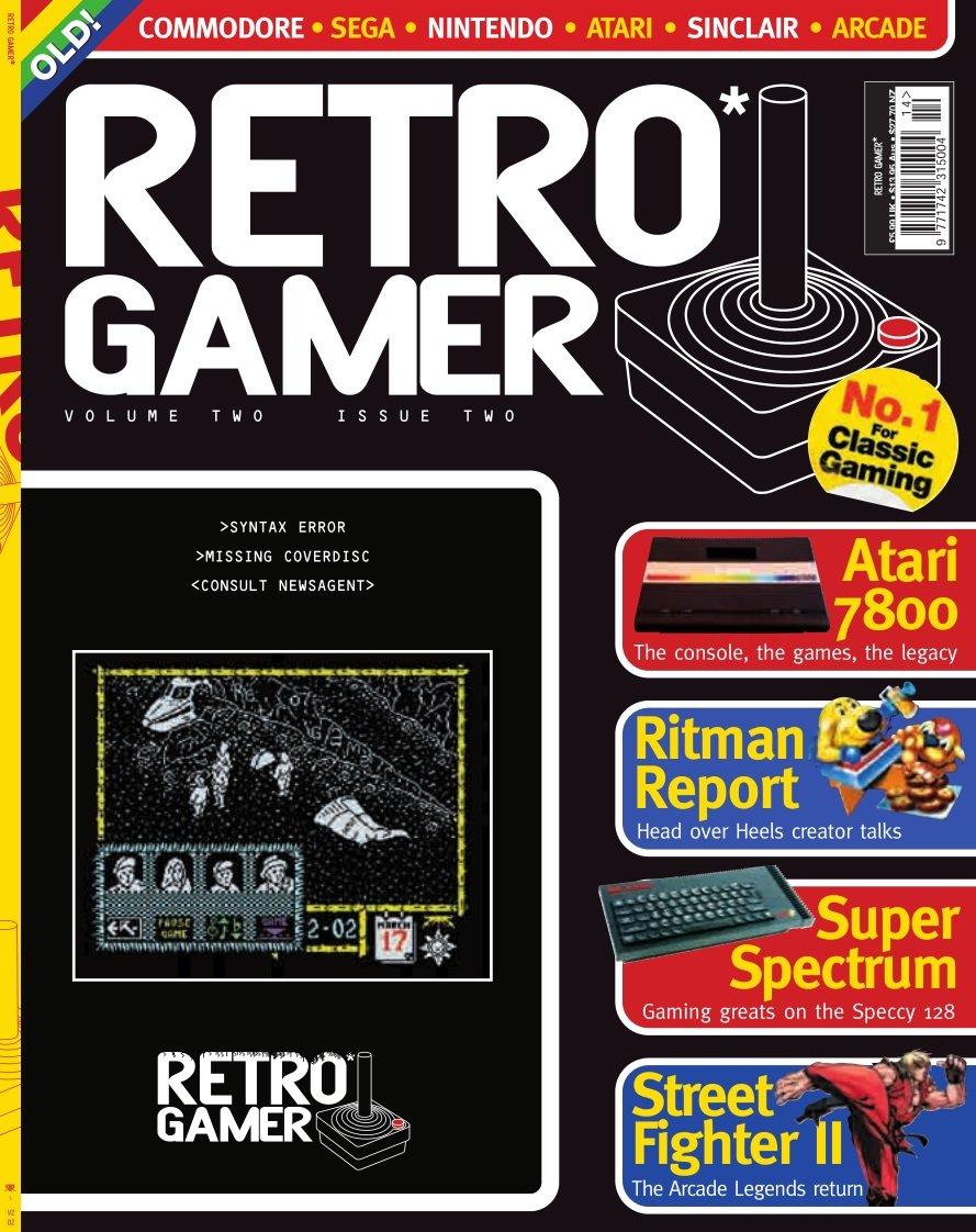 Retro Gamer Issue 014 (June 2005)