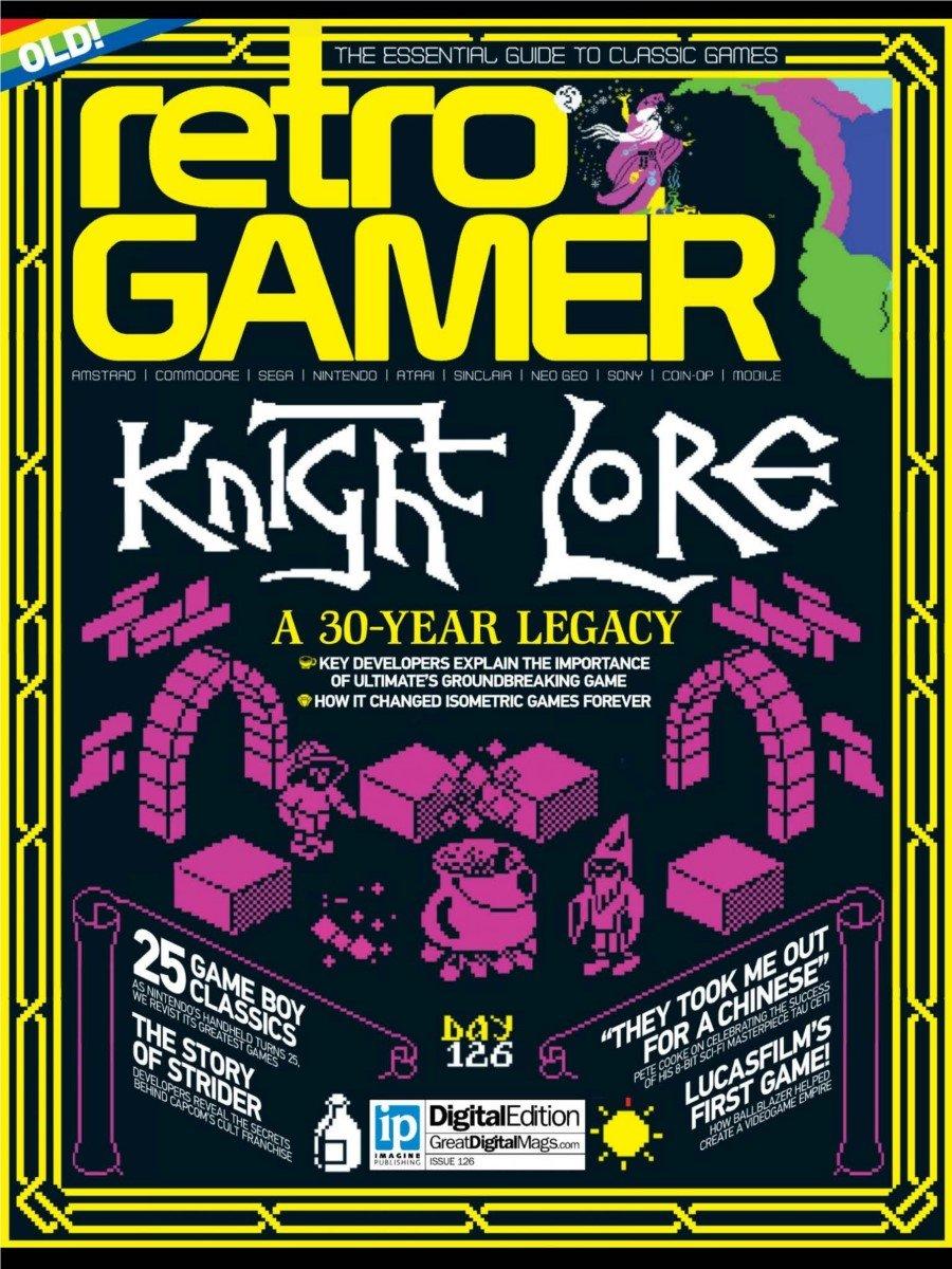 Retro Gamer Issue 126 (March 2014)