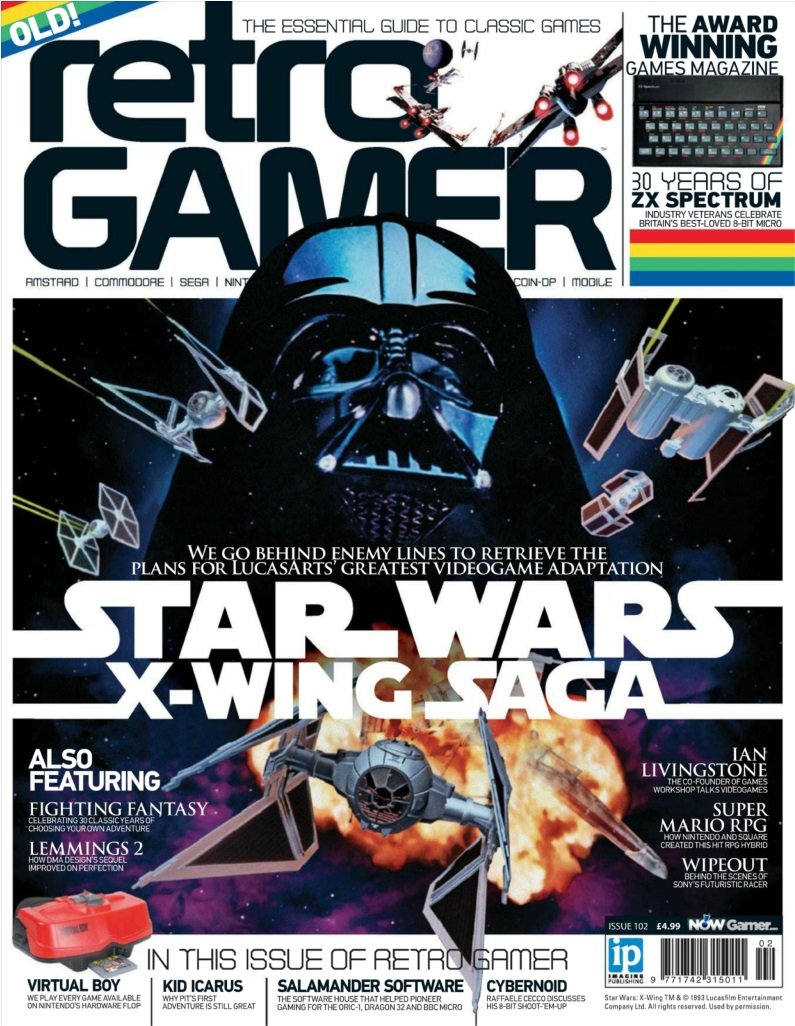 Retro Gamer Issue 102 (May 2012)