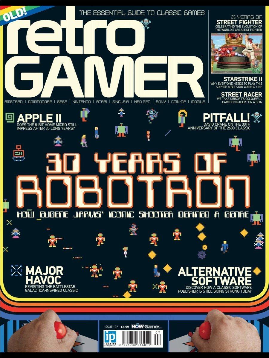 Retro Gamer Issue 107 (October 2012)