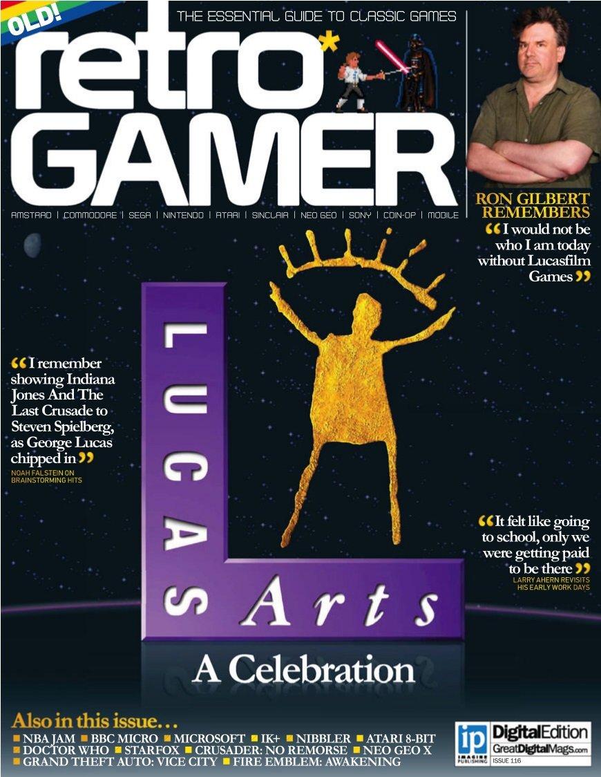 Retro Gamer Issue 116 (June 2013)