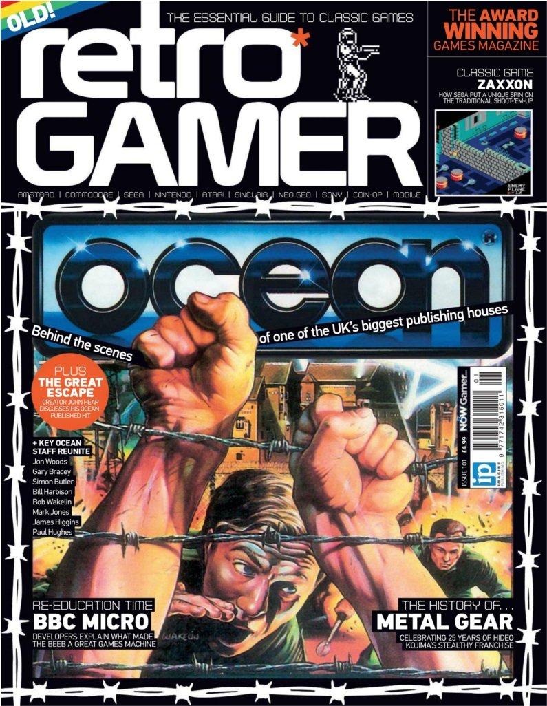 Retro Gamer Issue 101 (April 2012)