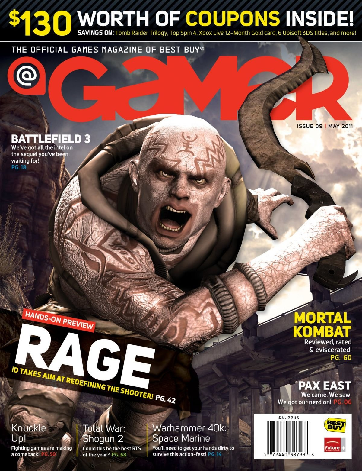@Gamer Issue 009 (May 2011)