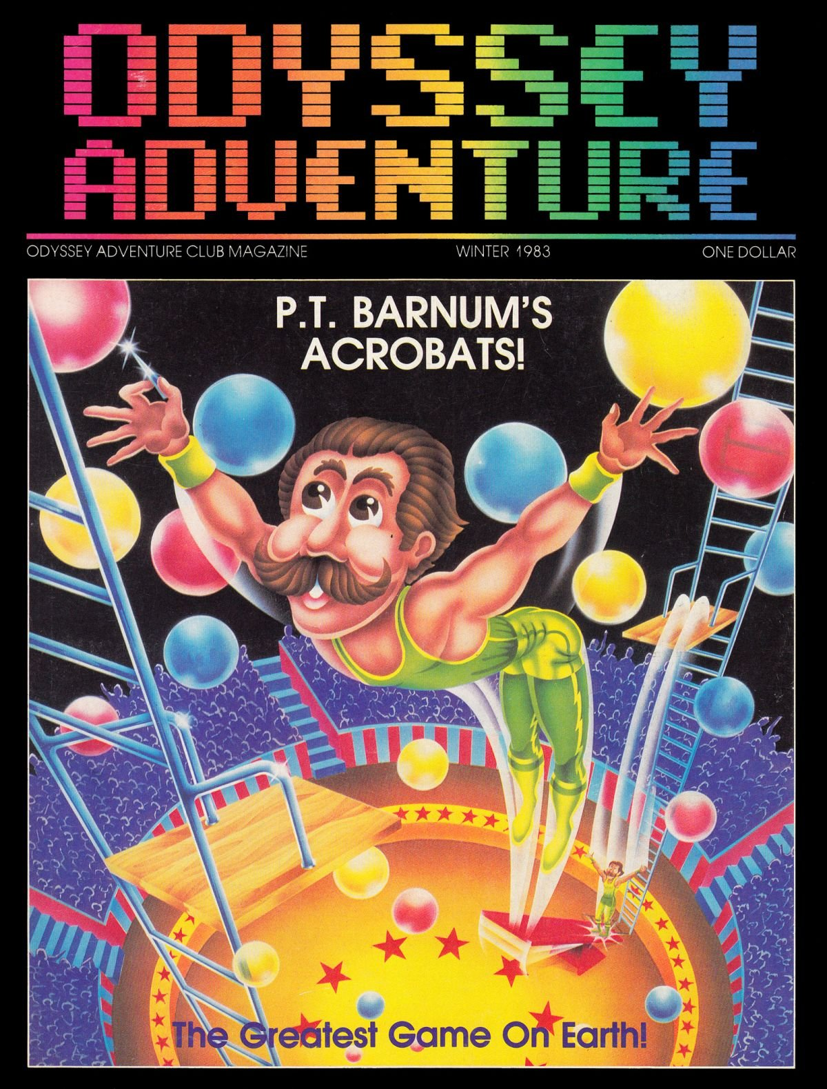 Odyssey Adventure Issue 005 (Winter 1983)