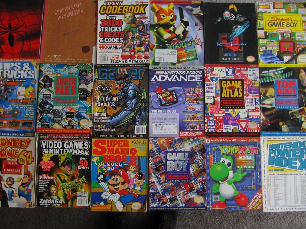 Nintendo Power Lot Picture 8