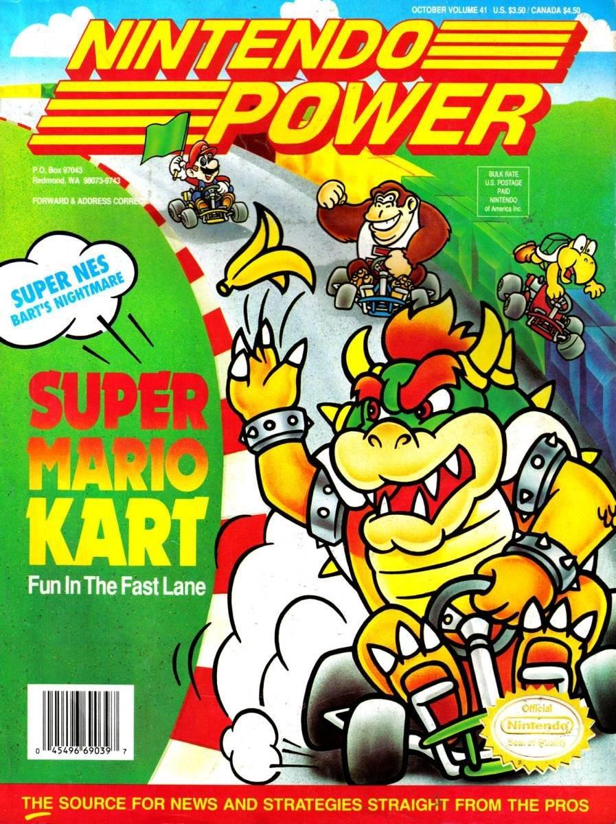 Nintendo Power Issue 041 (October 1992)