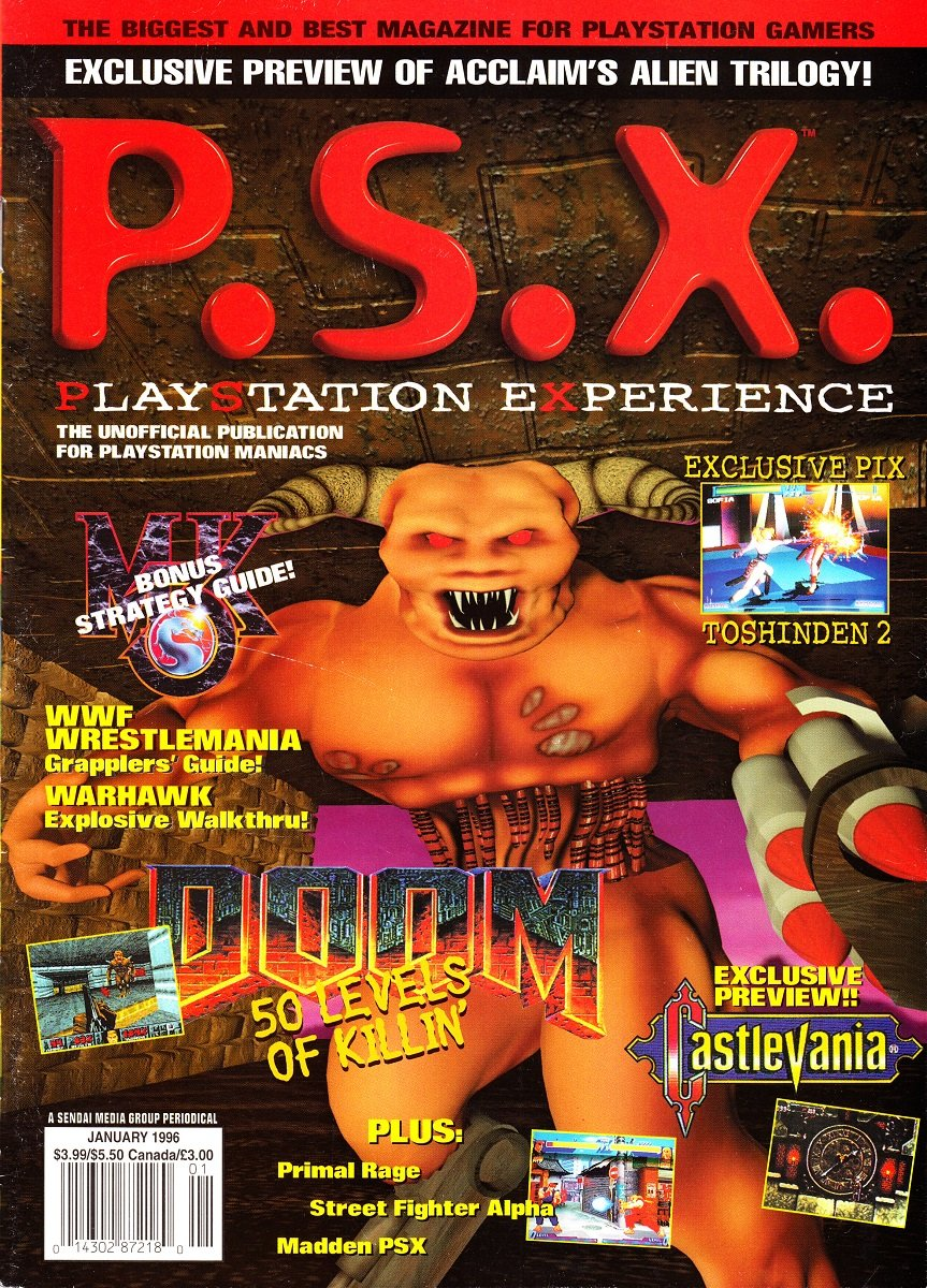 PSX Issue 2