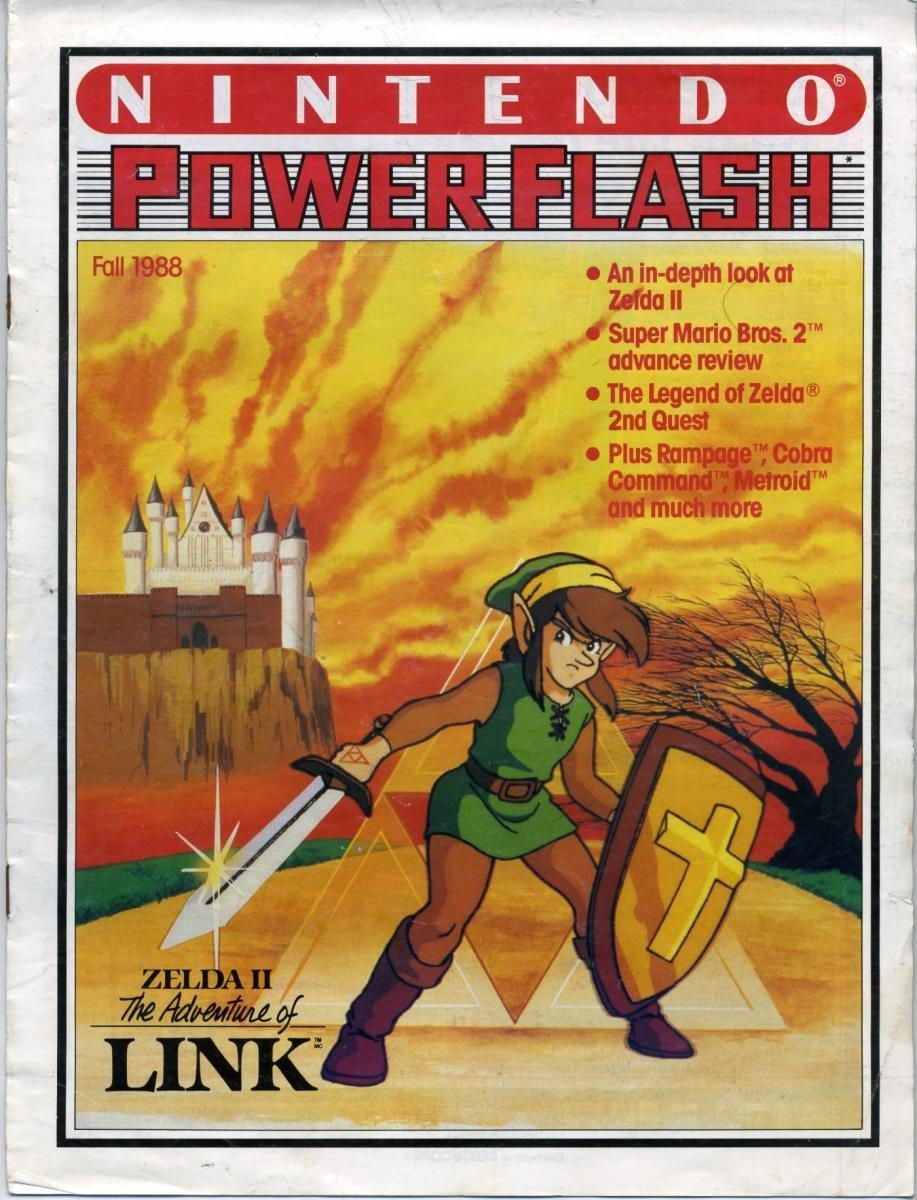 Nintendo Power Flash 02 (Fall 1988)