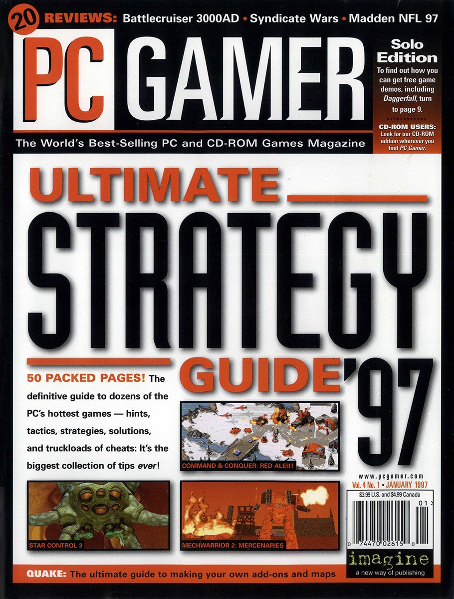 PC Gamer Issue 032 January 1997