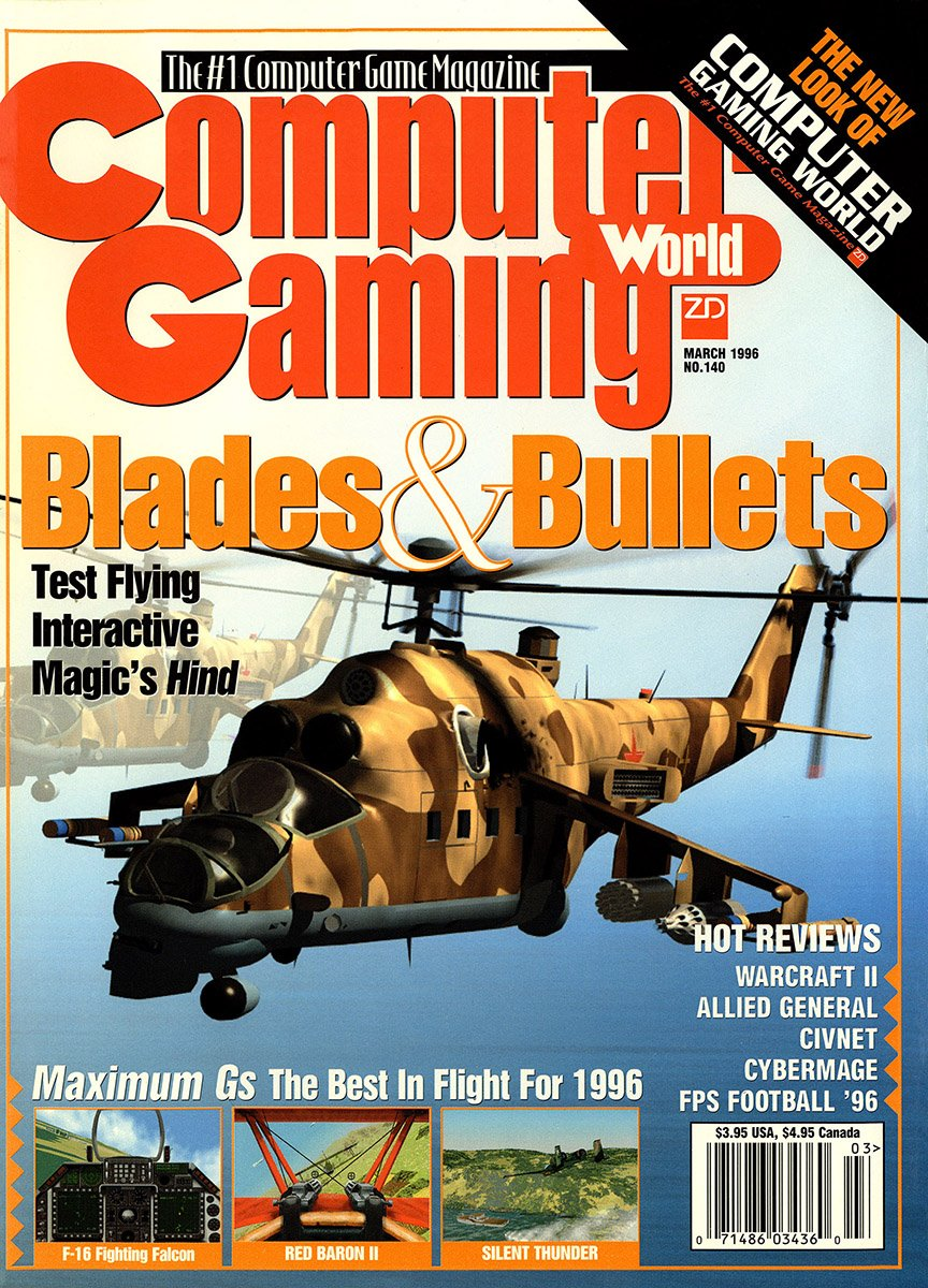 Computer Gaming World Issue 140 March 1996