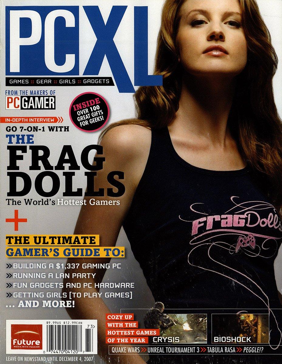 PCXL (Fall 2007)