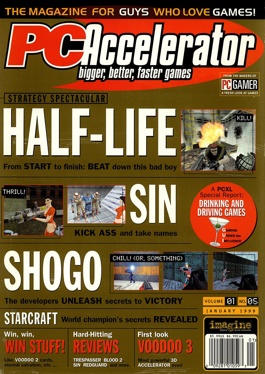 PC Accelerator Issue 005 January 1999