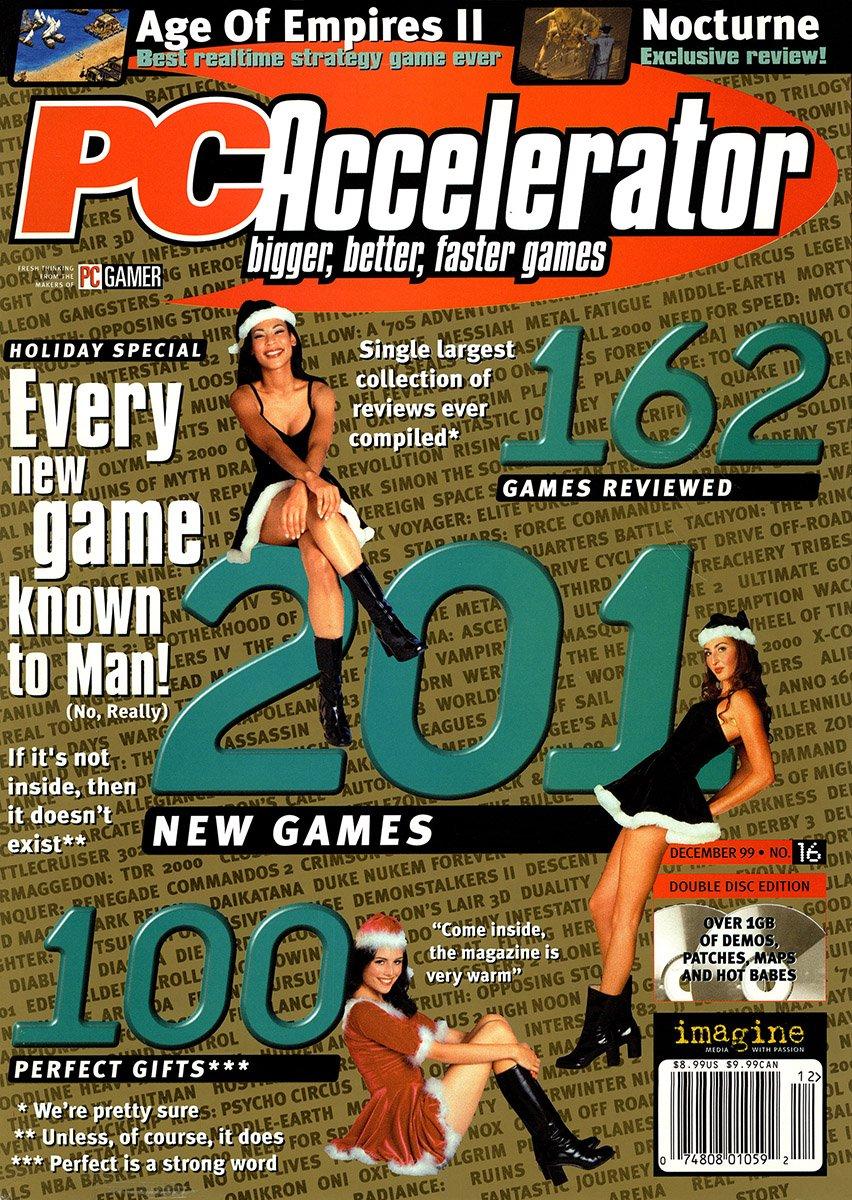 PC Accelerator Issue 016 December 1999