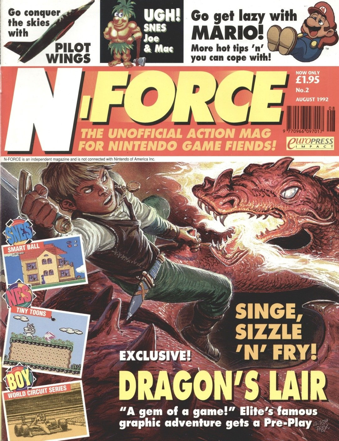 N Force Issue 02