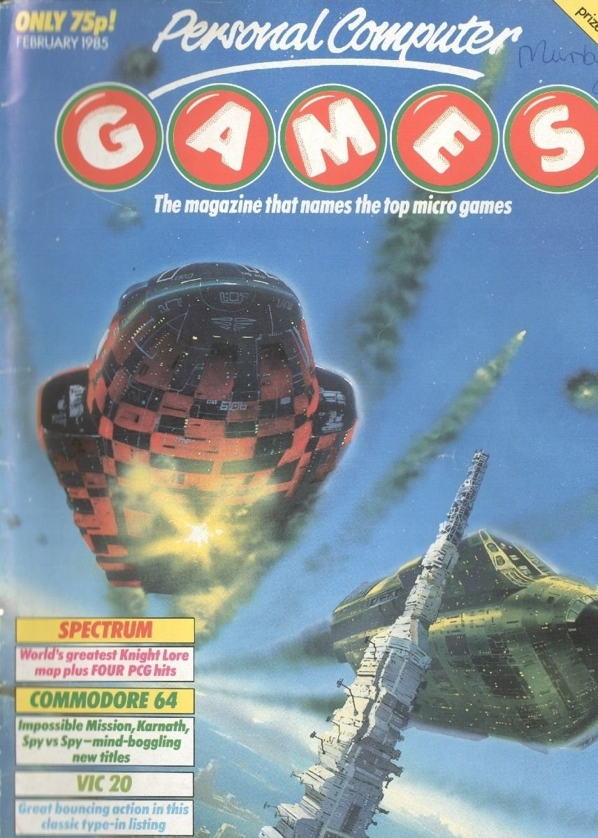 Personal Computer Games Issue 15