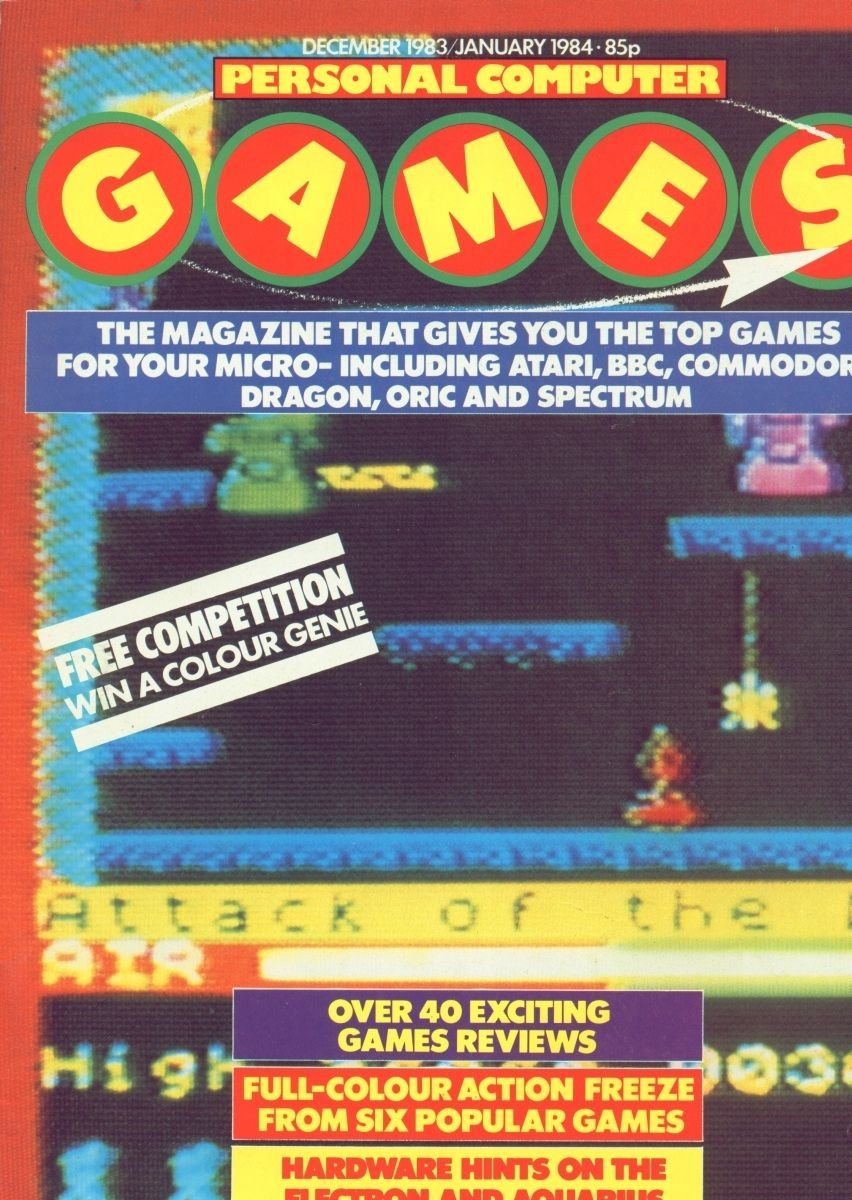 Personal Computer Games Issue 2