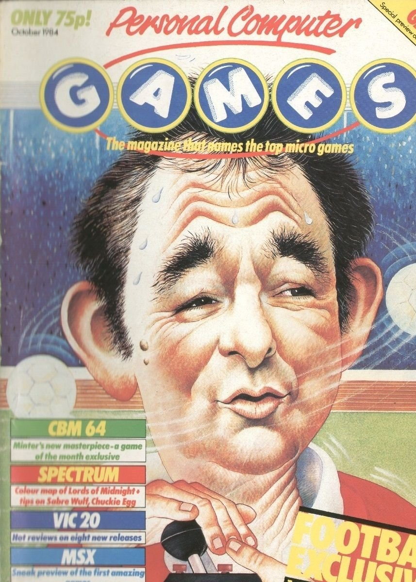 Personal Computer Games Issue 11