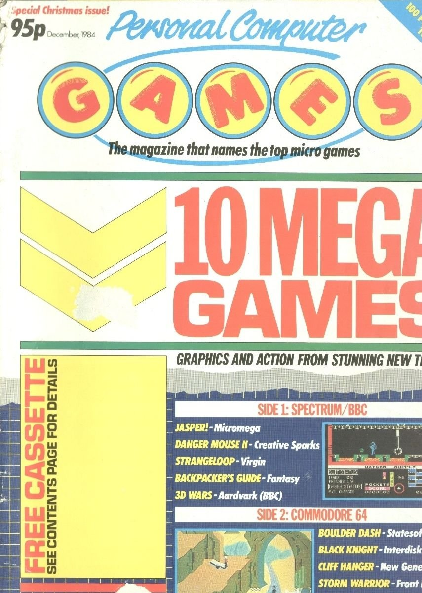 Personal Computer Games Issue 13