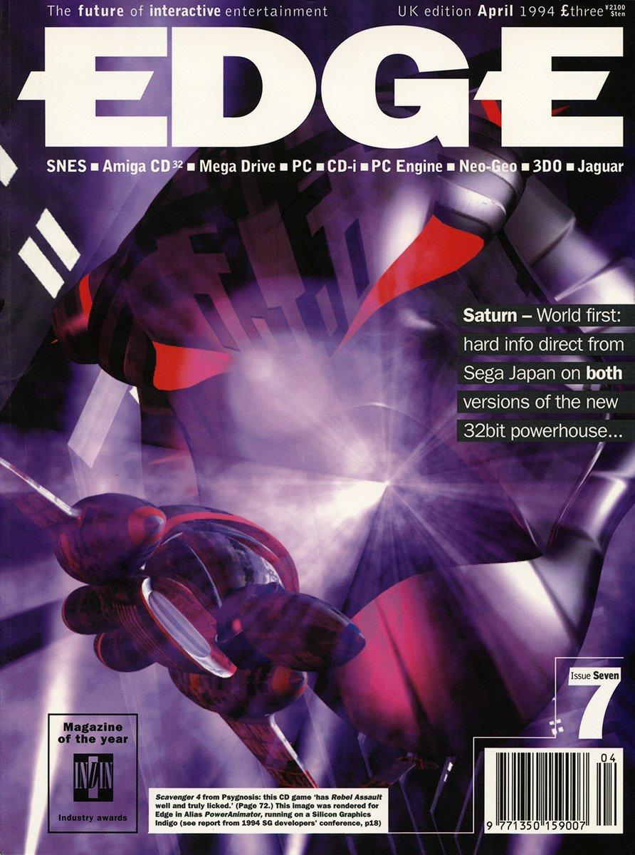 Edge 007 (April 1994)