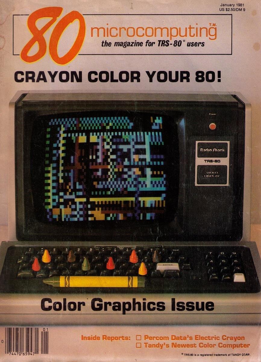 80 Microcomputing Issue 013 January 1981