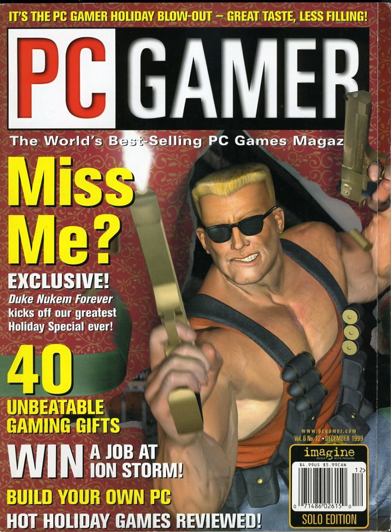 PC Gamer Issue 067 December 1999