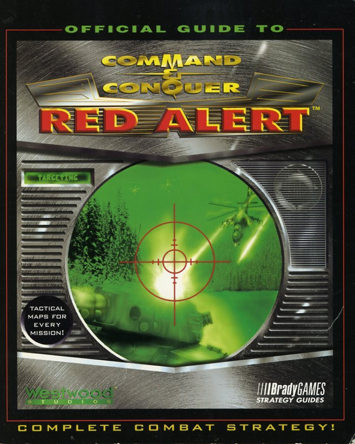 Command And Conquer Red Alert Official Strategy Guide