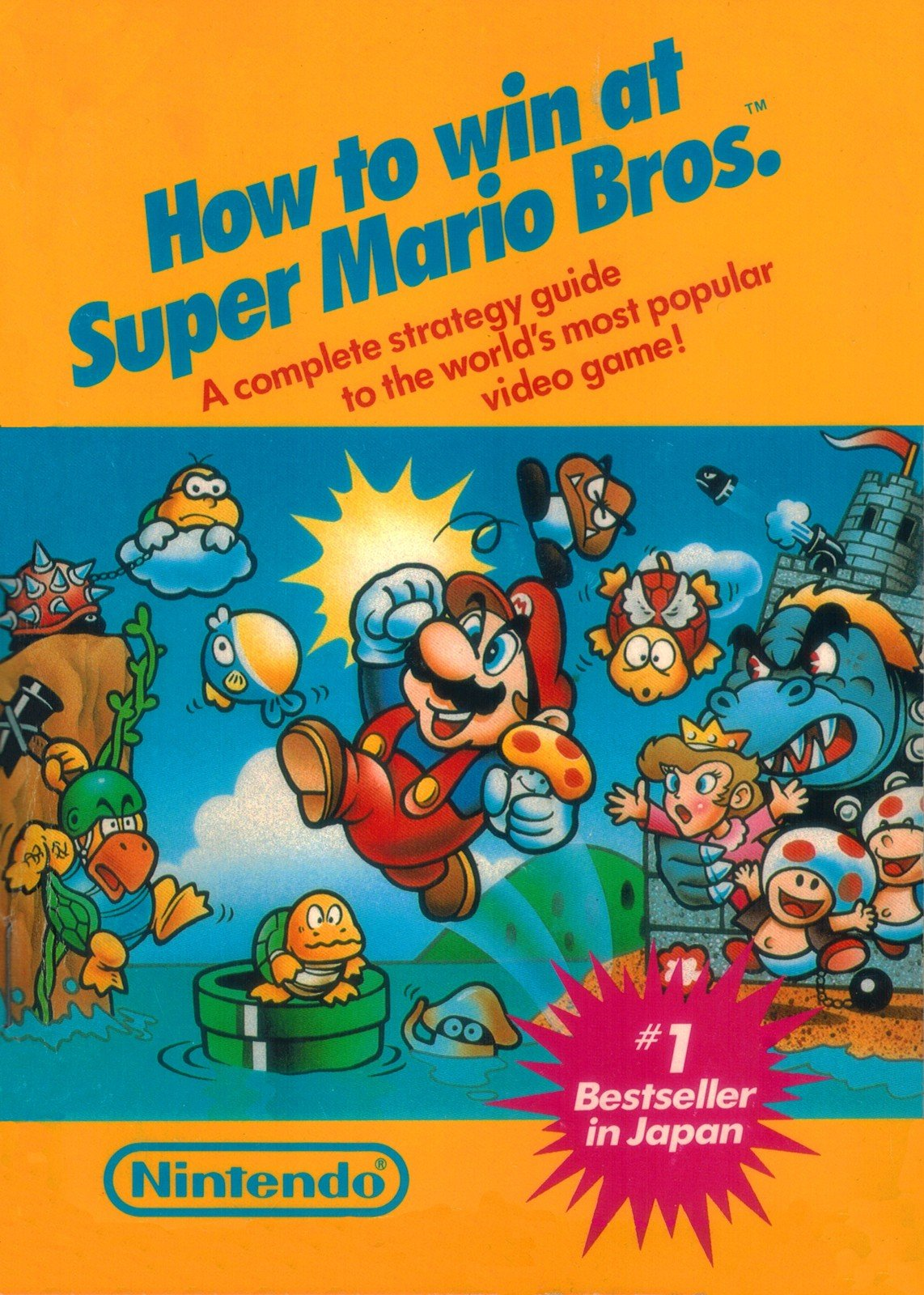 How To Win At Super Mario Bros.