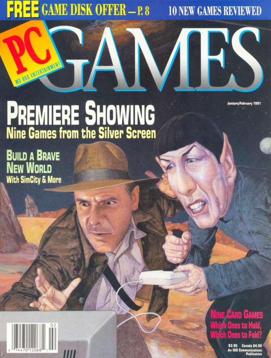 PCGames (1991.01-02)