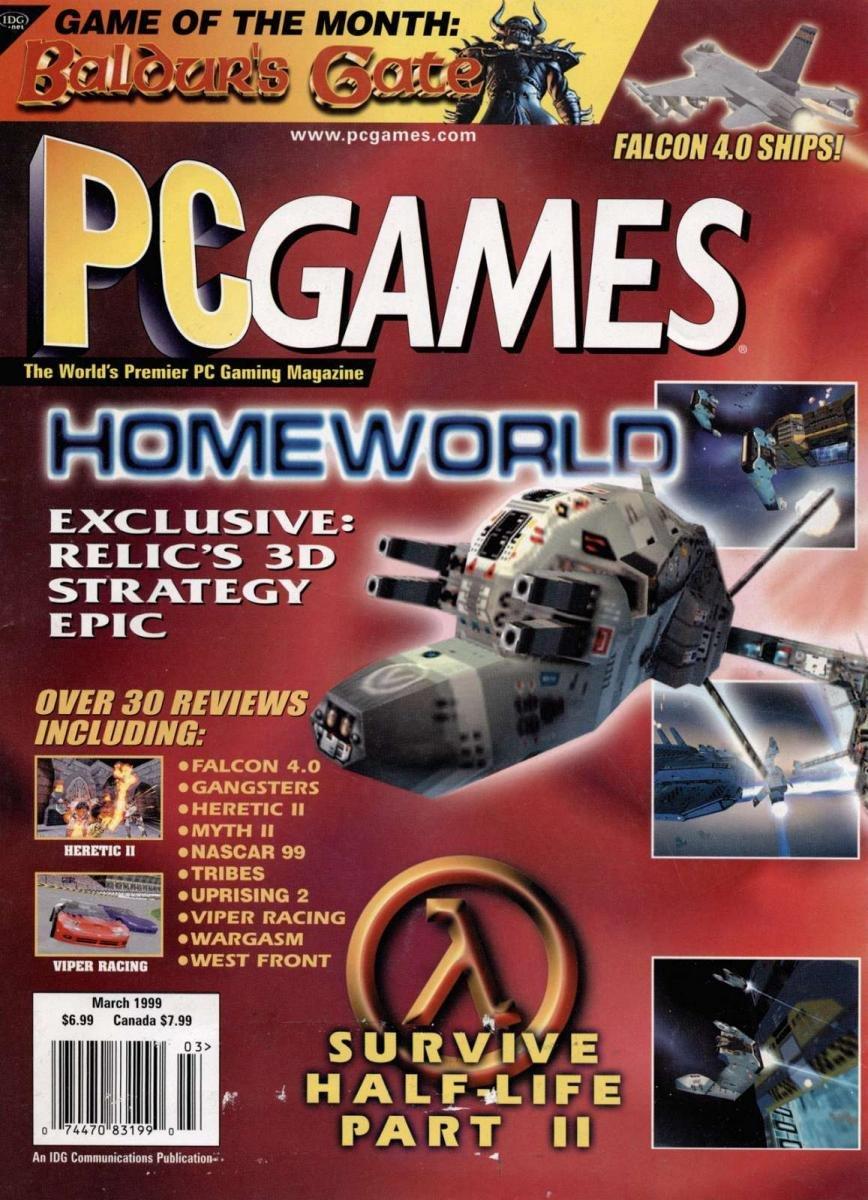 PC Games Vol. 06 No. 03 March 1999