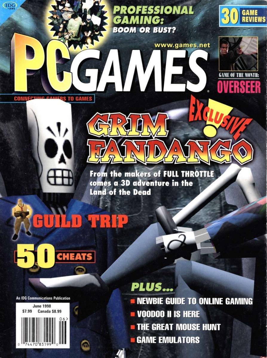 PC Games Vol. 05 No. 05 June 1998