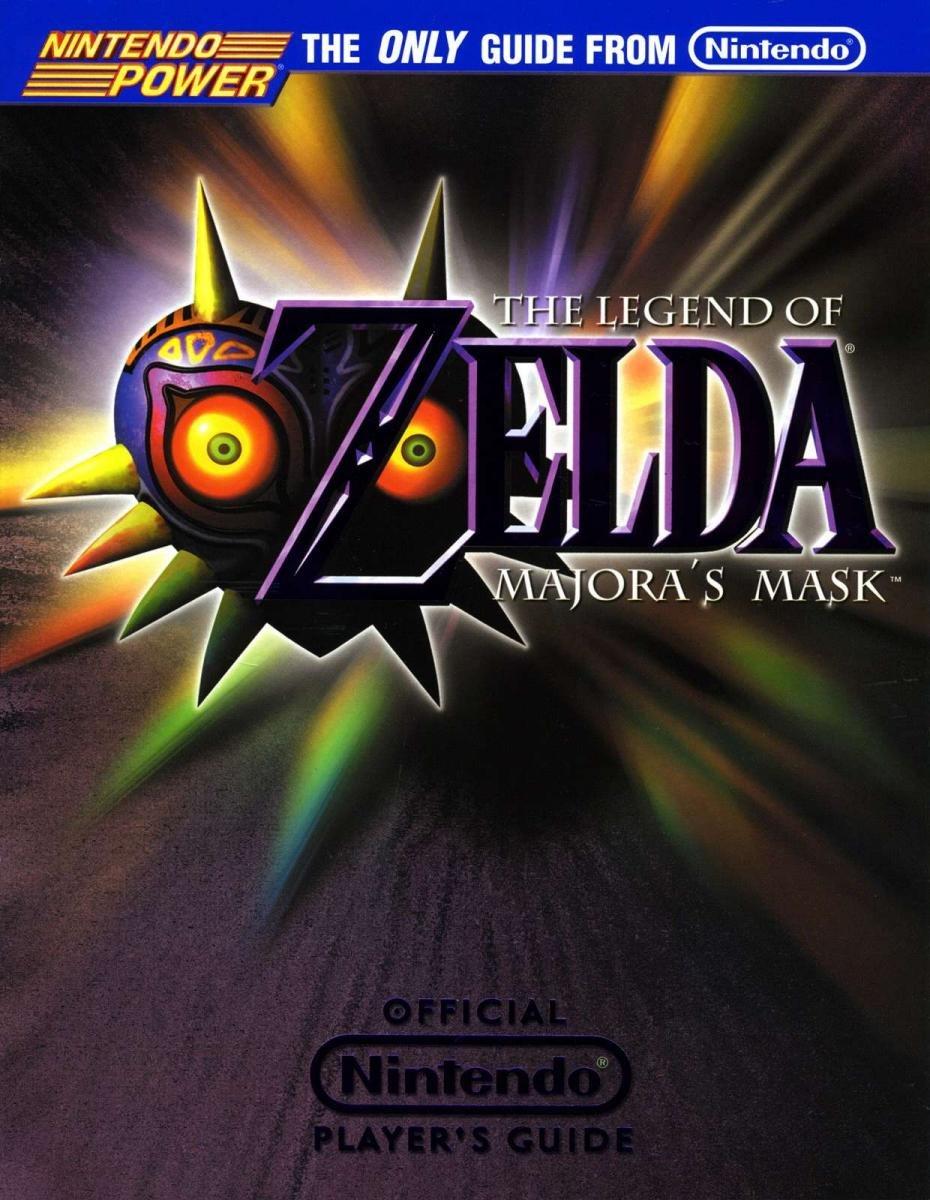 Legend of Zelda, The - Majora's Mask Official Nintendo Player's Guide