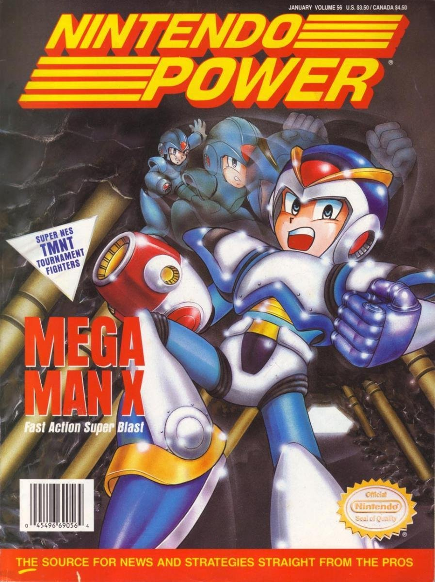 Nintendo Power Issue 056 (January 1994)