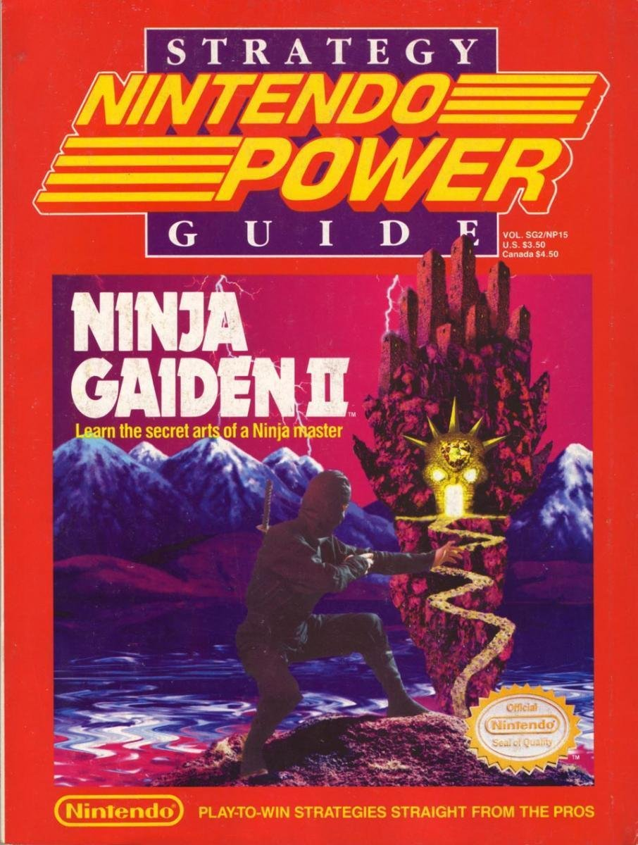 Nintendo Power Issue 015 (August 1990)