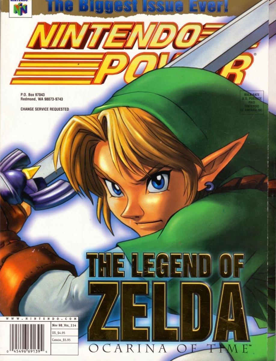 Nintendo Power Issue 114 (November 1998)
