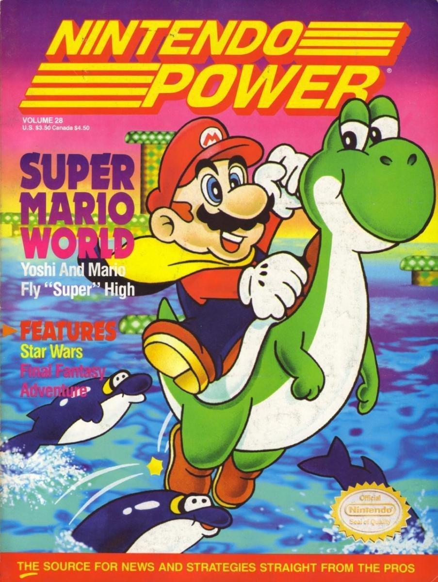 Nintendo Power Issue 028 (September 1991)