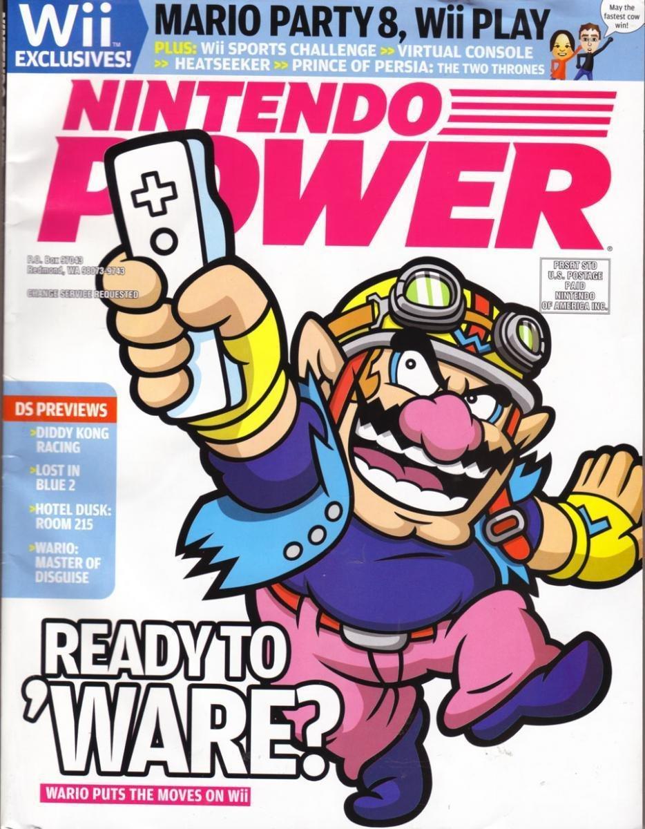 Nintendo Power Issue 212 (February 2007)