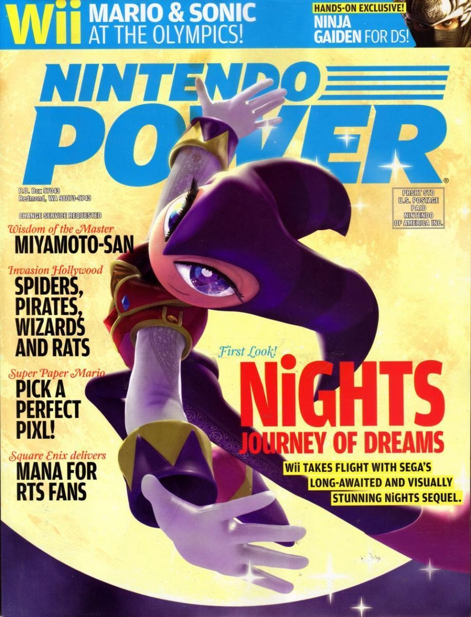 Nintendo Power Issue 216 (June 2007)