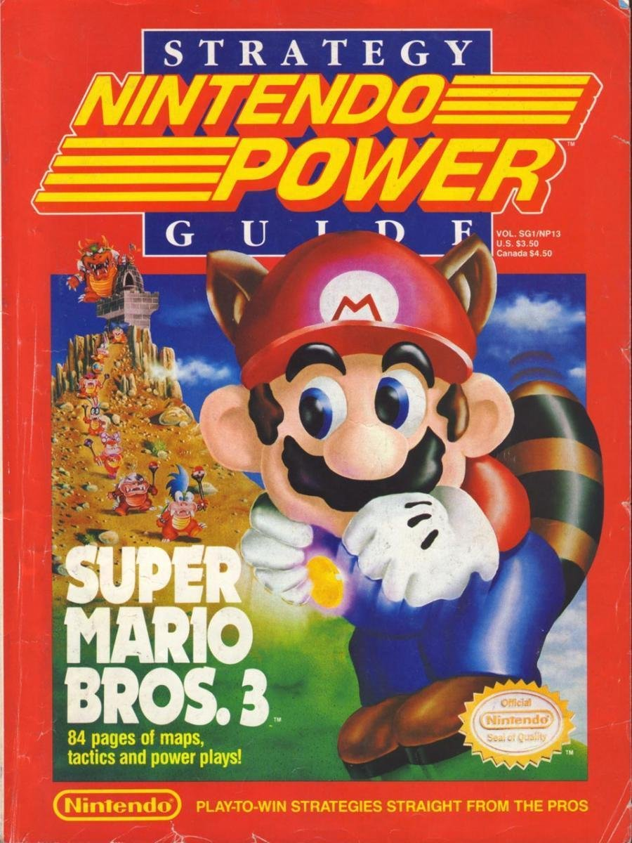 Nintendo Power Issue 013 (July 1990)