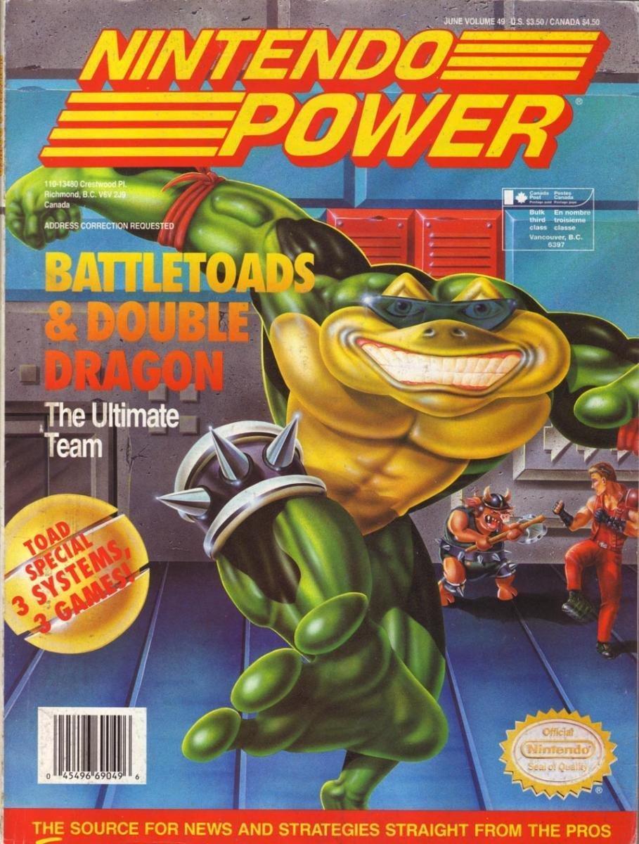 Nintendo Power Issue 049 (June 1993)