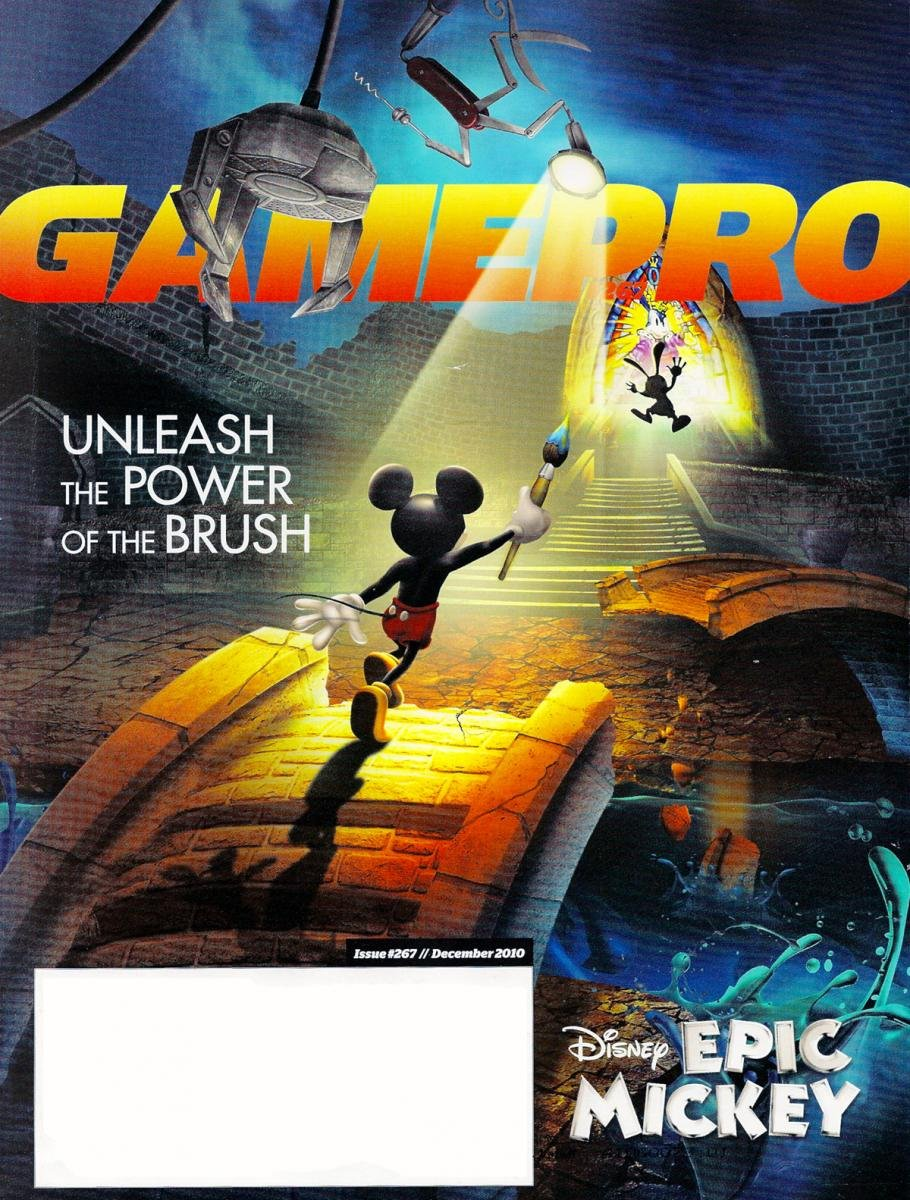 GamePro Issue 267 December 2010 Advert
