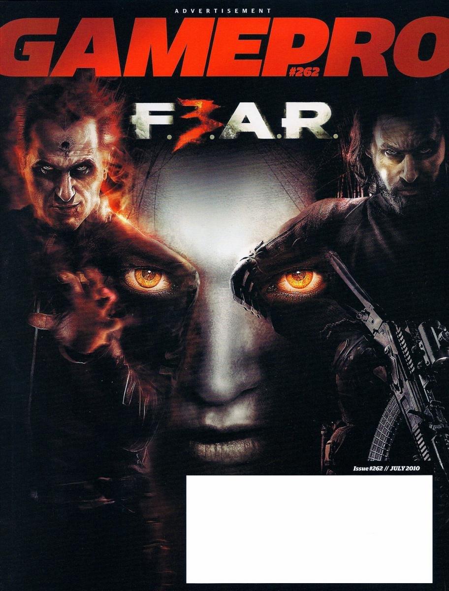 GamePro Issue 262 July 2010 Advert