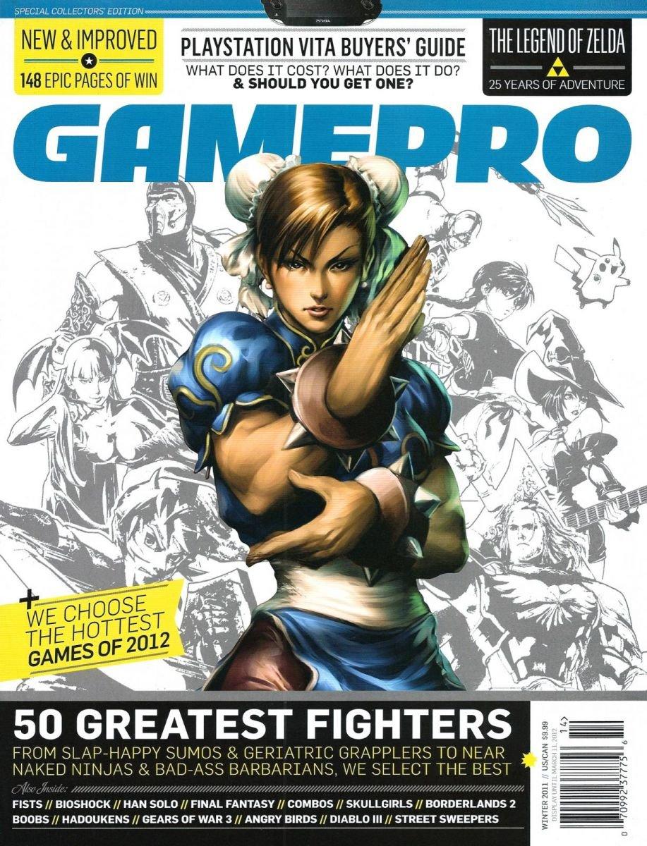 GamePro Quarterly Issue 001 Winter 2011